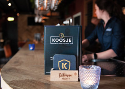 Goed café en restaurant in oisterwijk
